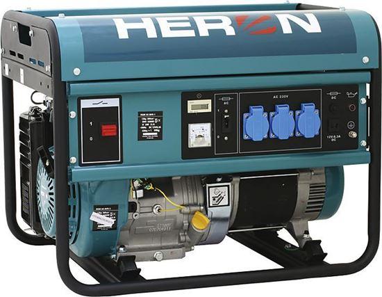 Obrázok Heron 8896113 Elektrocentrála EGM 55 AVR-1