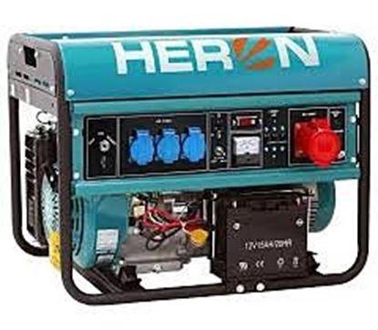 Obrázok pre výrobcu Elektrocentrála rámová benzínová Heron EMG 68 AVR-3E 8896120