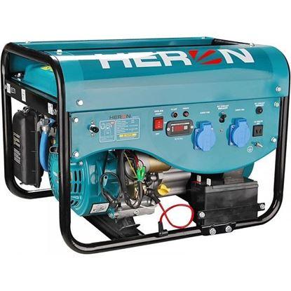 Obrázok pre výrobcu Heron 8896317 elektrocentrála EGM 25 LPG-NG-1F