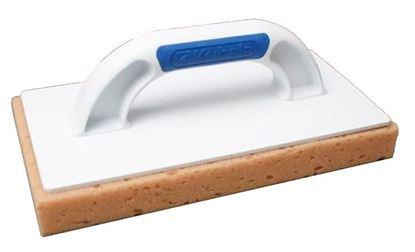 Obrázok pre výrobcu Hladítko  PVC 135 x 275 rezaný molitán KUBALA 0387