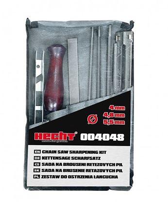 Obrázok pre výrobcu HECHT 004048 - sada na brúsenie reťazí