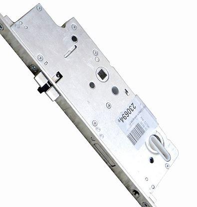 Obrázok pre výrobcu Euro zámok MACO Z-TS kľučka + guľa
