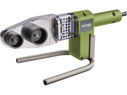 Obrázok pre výrobcu Zváračka polyfúzna nožová Extol 419311