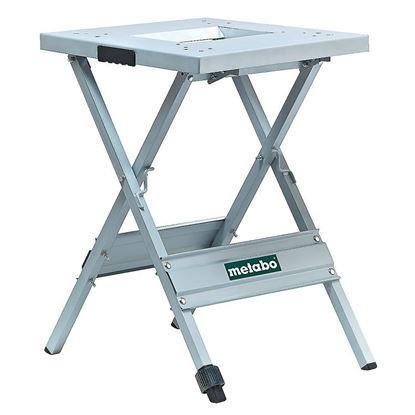 Obrázok pre výrobcu Univerzálny stôl UMS pre drevoobrábajúce stroje Metabo 631317000