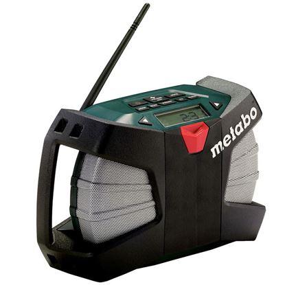 Obrázok pre výrobcu Akumulátorové stavebné rádio RC 12 Wild Cat Metabo 602113000