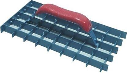 Obrázok pre výrobcu Oceľový škrabák na omietku alebo betón Kubala 1401 290 x 150 mm
