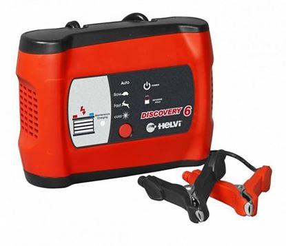 Obrázok pre výrobcu HELVI DISCOVERY 6  Nabíjačka autobatérií
