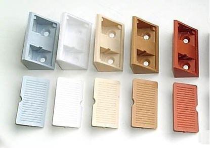 Obrázok pre výrobcu Plastový uholník široký LE2