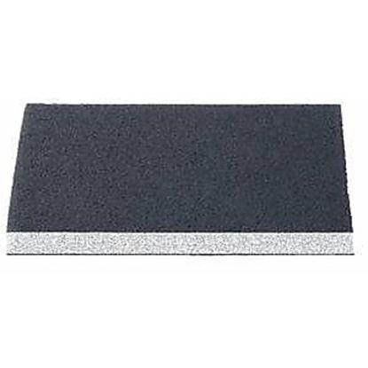 Obrázok pre výrobcu Brúsna dvojstranná špongia 120 x 98 mm