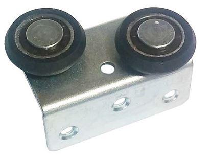 Obrázok pre výrobcu Horné univerzálne kovové koliesko Laguna 8812