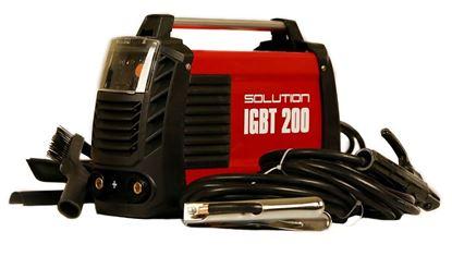 Obrázok pre výrobcu SOLUTION IGBT 200N Invertorová zváračka
