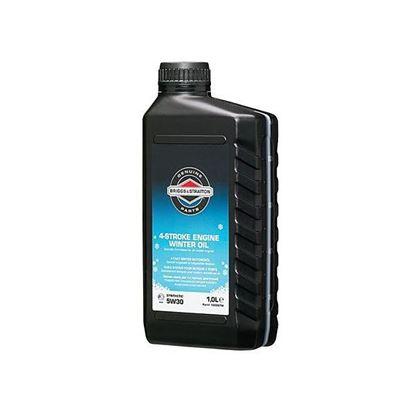 Obrázok pre výrobcu 4 -taktný olej Briggs & Stratton zimný 5W30 1l