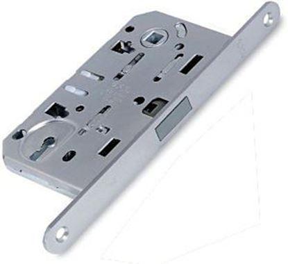 Obrázok pre výrobcu Dverový zámok AGB 6101 na kľúč magnetický