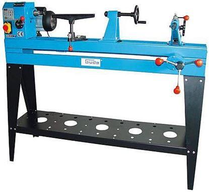 Obrázok pre výrobcu Sústruh na drevo Güde GDM 1000 11420