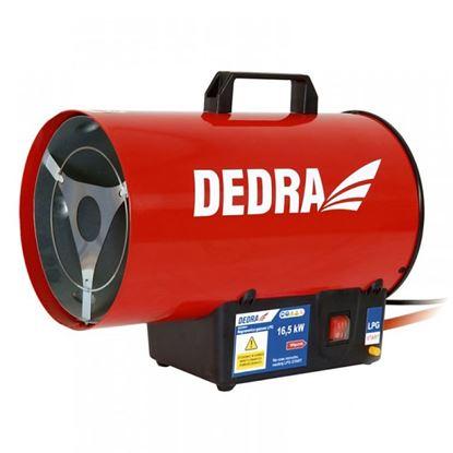 Obrázok pre výrobcu Plynový ohrievač DEDRA DED9941 16,5kW
