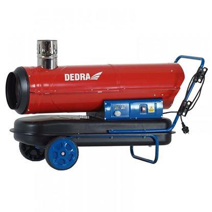 Obrázok pre výrobcu Olejový ohrievač DEDRA DED9955TK 30kW