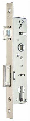 Obrázok pre výrobcu Zádlabavací zámok Hobes EUROPORTAL S 50/90/22 nerez