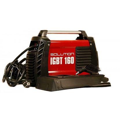 Obrázok pre výrobcu Zvárací invertor SOLUTION IGBT160N MMA/TIG