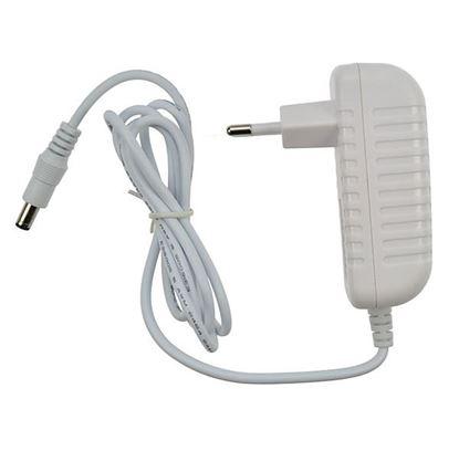 Obrázok pre výrobcu Sieťový adaptér pre LED pásiky 24 W 5,5 mm WM701