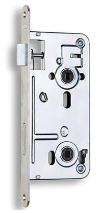 Obrázok pre výrobcu Zadlabávací dverový zámok na WC HOBES K-540 P/L