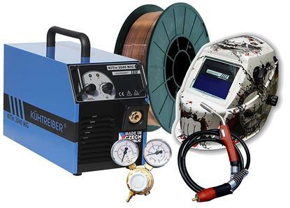 Obrázok pre výrobcu Invertorová zváračka Kühtreiber KITin 2040 MIG EURO MIG/MAG + príslušenstvo