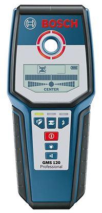 Obrázok pre výrobcu Detektor Bosch GMS 120 0601081000