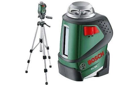 Obrázok pre výrobcu Bosch PLL 360 Set Líniový laser 0603663001