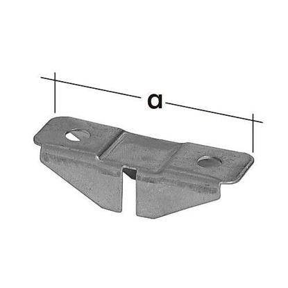 Obrázok pre výrobcu Regál spojka police WSO balenie 12ks