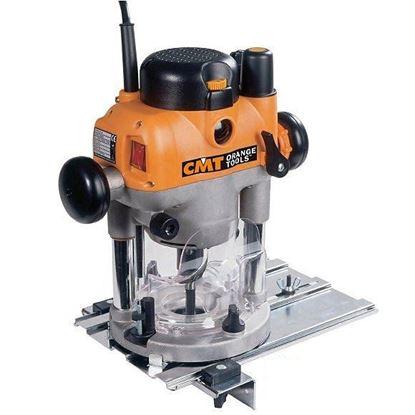 Obrázok pre výrobcu CMT 7E Horná fréza 2 400 W, 8 - 12 mm