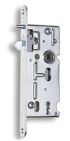 Obrázok Dverový zámok HOBES K-106 s háčikom