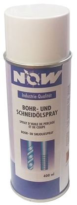 Obrázok pre výrobcu Sprejový olej vŕtací a rezný 400ml NOW 354055