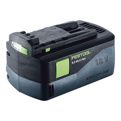 Obrázok pre výrobcu Festool BP 18 V Li 5,2 Ah AS Akumulátor 200181
