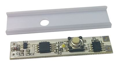 Obrázok pre výrobcu LED lišta vypínač 12V/25W 53850000