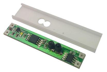 Obrázok pre výrobcu Vypínač na led lištu bezdotykový 12V 53860000