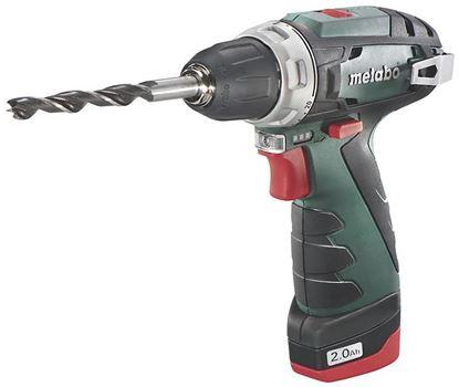 Obrázok pre výrobcu Aku. skrutkovač Metabo PowerMaxx BS Basic 60080500