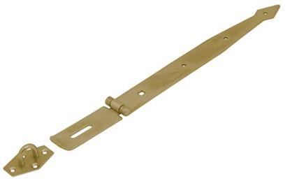 Obrázok pre výrobcu Petlica ZZB - záves zamykací bránkový pásový