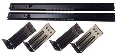 Obrázok pre výrobcu Výsuv na klávesnicu 350 mm 92050