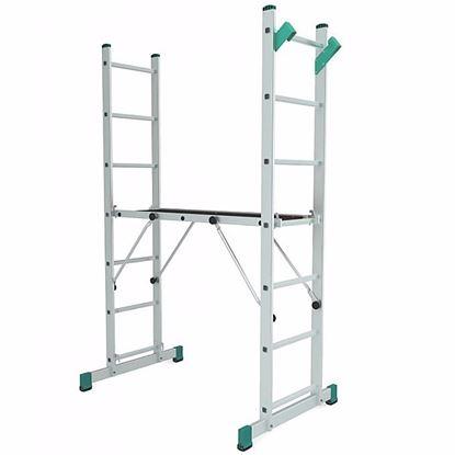 Obrázok pre výrobcu ALVE Plošina pracovná s úpravou na schody 8507