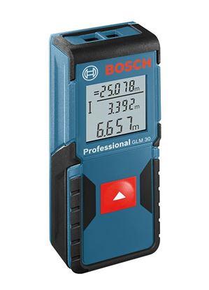 Obrázok pre výrobcu Bosch GLM 30 Laserový merač vzdialenosti /bez blistra/