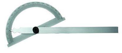 Obrázok pre výrobcu Kovový oblúkový uhlomer