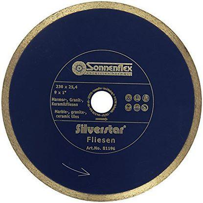 Obrázok pre výrobcu Diamantový kotúč SONNENFLEX Silver star na dlažbu