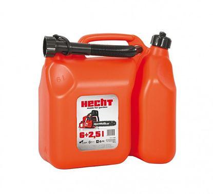 Obrázok pre výrobcu Hecht K00085 Bandaska kombi 6+2, 5L