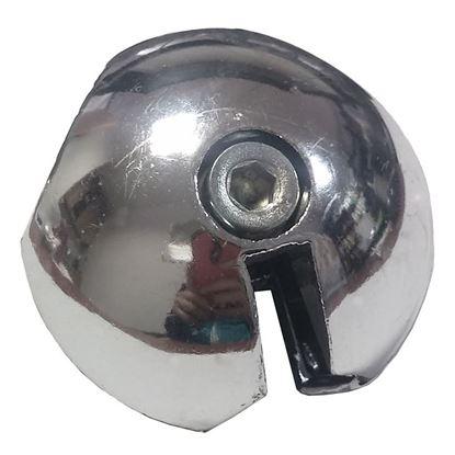 Obrázok pre výrobcu Spojka guľa kolmá na rúru 25 15.250.50