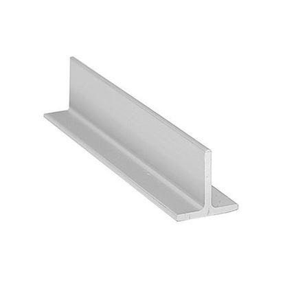 Obrázok pre výrobcu Hliníkový profil PT  tvar T
