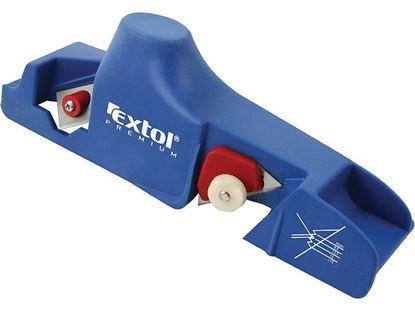 Obrázok pre výrobcu Extol premium 8847150 Hoblík na sadrokartón