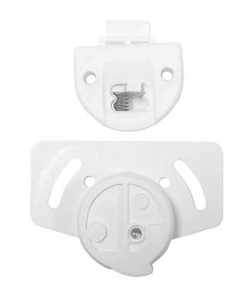 Obrázok pre výrobcu Náhradné plastové kolieska k uniposu biele