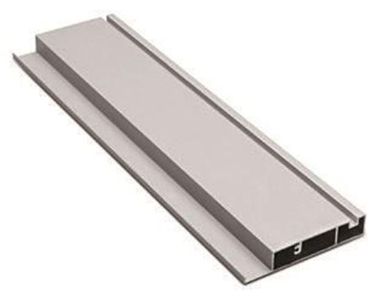 Obrázok Čelný panel Modernbox 1100 mm sivý 37478