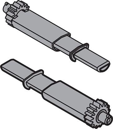 Obrázok pre výrobcu Súprava synchronizačného pastorka TIP-ON T55.000R