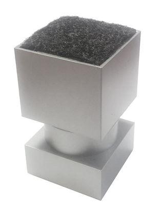 Obrázok pre výrobcu Nábytková noha PVC/al typ NMK 60/22