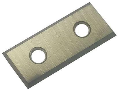 Obrázok pre výrobcu Štandardné HM žiletky skosené N017 4brity